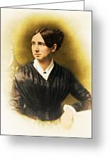 Dorothea Dix, American Reformer Greeting Card by Photo Researchers