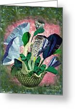 Dot Bouquet Greeting Card