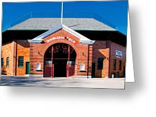 Doubleday Field Greeting Card