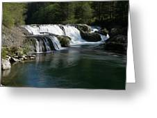 Dougan Falls Greeting Card