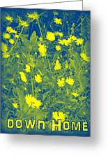 Down Home Greeting Card