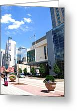 Downtown Denver Greeting Card