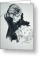 Dr. Jekyll As Mr. Hyde Greeting Card