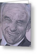 Dr. Ron Paul, Big Warm Smile Greeting Card