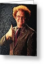 Dr. Steve Brule Greeting Card