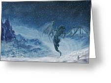 Dragon Born. Greeting Card