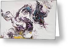 Dragon Breathe Greeting Card