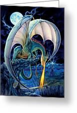 Dragon Causeway Greeting Card