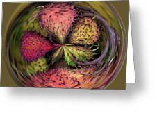Dragon Fruit Greeting Card