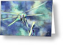 Dragonfly II Greeting Card