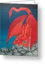 Dragons Love Greeting Card