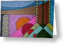 Dream 80 Greeting Card