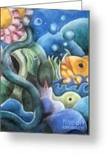 Dream Fish Greeting Card