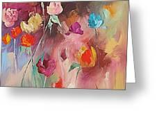 Dream Garden Greeting Card