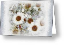 Dream Of Marguerite Greeting Card