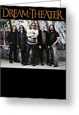 Dream Theater Greeting Card