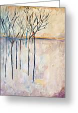 Dream Trees Greeting Card