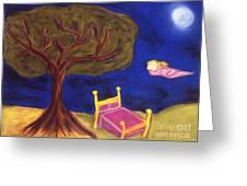 Dream Weaver Greeting Card