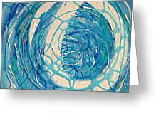 Dream Weaver Diptych Greeting Card