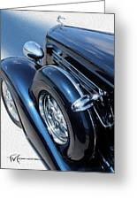 Got A Spare, Buick? Greeting Card