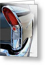 Red Arrow Buick Greeting Card
