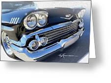 Dream_chevy110 Greeting Card