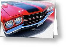 Dream_chevy121 Greeting Card