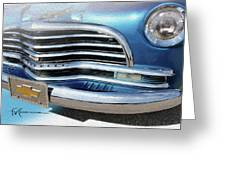Dream_chevy138 Greeting Card