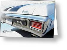 Dream_chevy140 Greeting Card