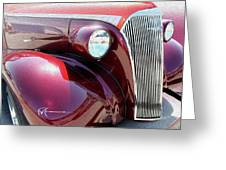 Dream_chevy142 Greeting Card