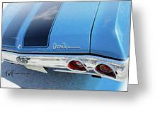 Dream_chevy149 Greeting Card