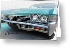 Dream_chevy156 Greeting Card