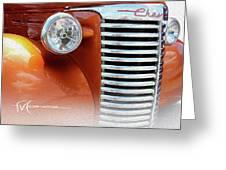 Dream_chevy160 Greeting Card