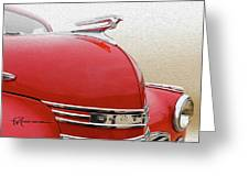 Dream_chevy172 Greeting Card