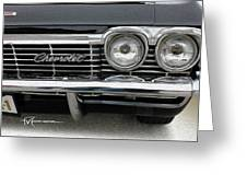 Dream_chevy181 Greeting Card