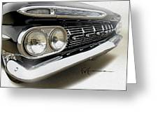 Dream_chevy185 Greeting Card