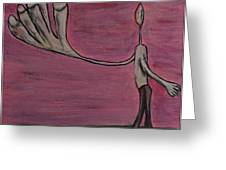 Dreamers 13-003 Greeting Card