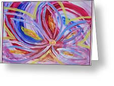 Dreamflower Greeting Card