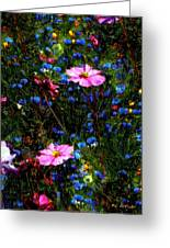 Dreamgarden Greeting Card