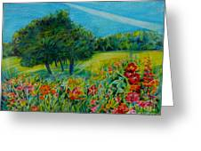 Dreaming About Summer Greeting Card