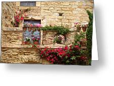 Dreaming Of Spain Greeting Card