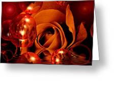 Dreams 1 - Rose Greeting Card
