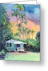 Dreams Of Kauai Greeting Card