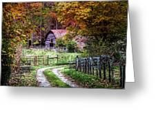Dreams On The Farm Greeting Card