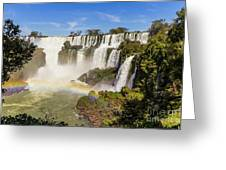 Dreamy Waterfalls Greeting Card
