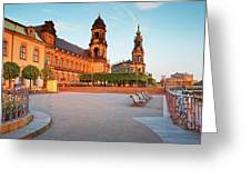 dresden 'II Greeting Card