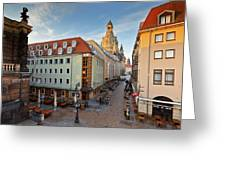 dresden 'VI Greeting Card