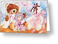 Dressing Up Greeting Card