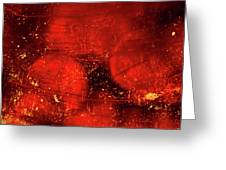 Dried Red Pepper Greeting Card