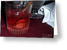 Drink Up Greeting Card